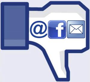 répondre sur facebook